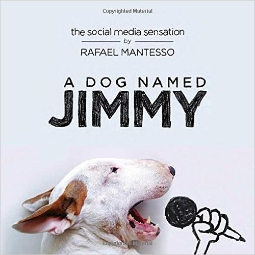 A dog named jimmy - gifts for a dog owner