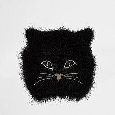 Gifts for a cat lover - Fluffy Cat Beanie