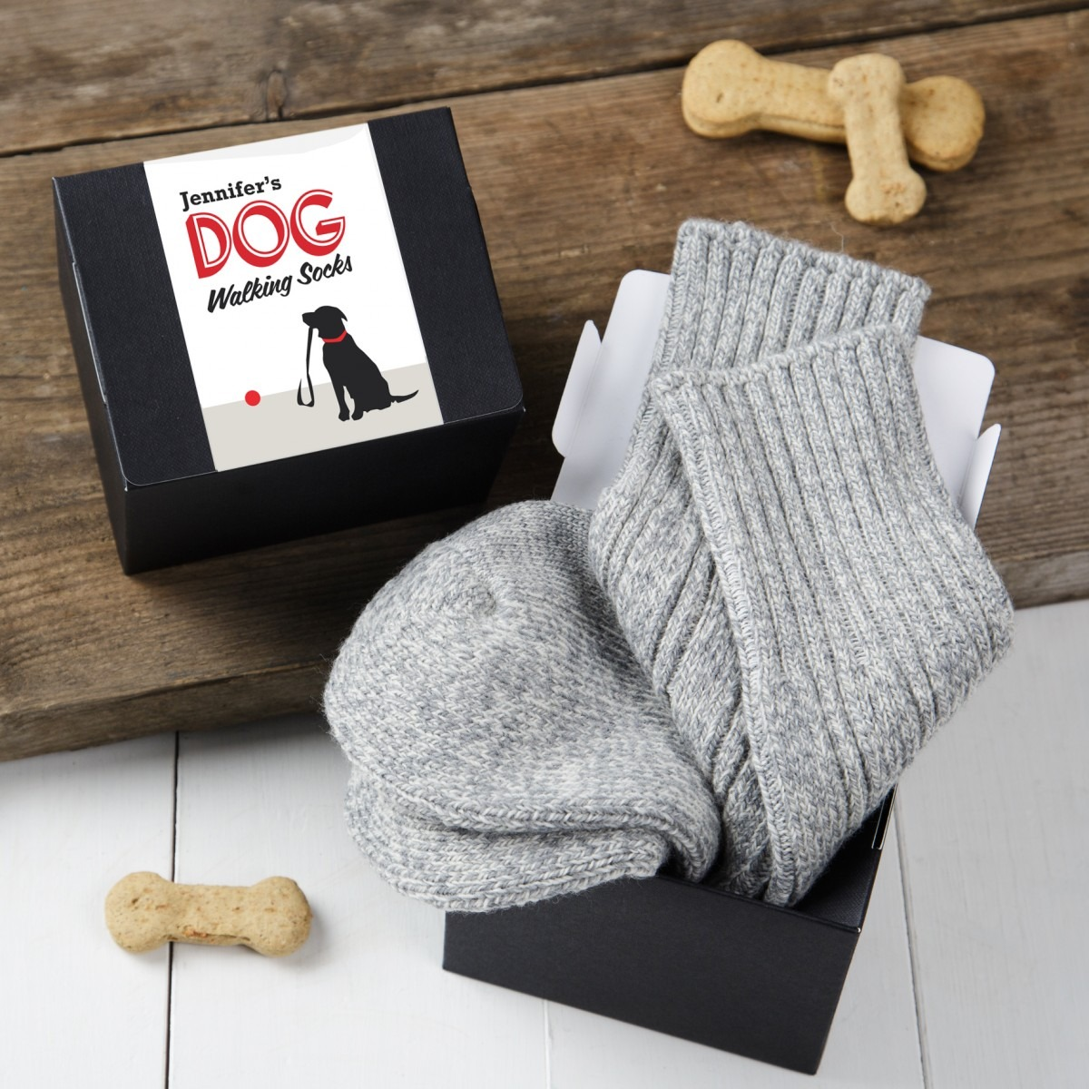 dog walking socks gifts for a dog owner