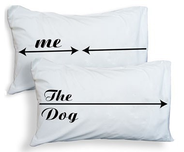 Gifts for a Dog Owner - Pillowcases