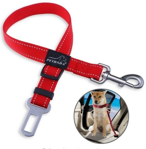 7 best dog travel accessories in car seat belt