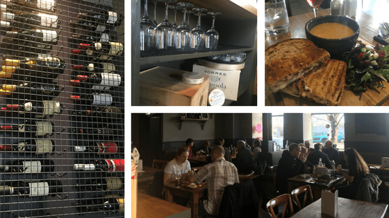 Dog-Friendly Bar in Dundee The Wine Press