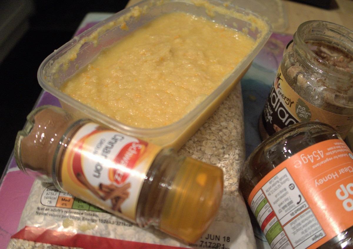 No bake peanut butter & pumpkin balls recipe