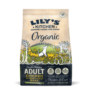 Lily's Kitchen Organic Chicken & Vegetable Dry Food