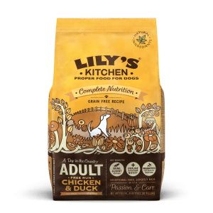 Lily's Kitchen Dry Food: Chicken and Duck Dry Food