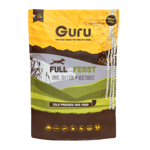 Guru Full on Feast Cold Compressed Dog Food
