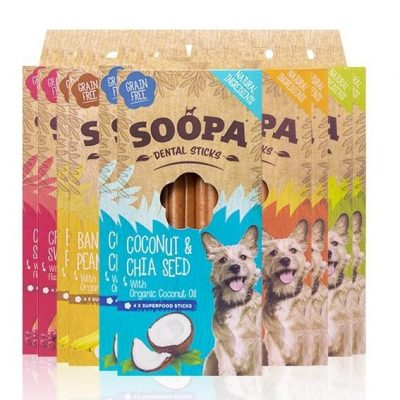 soopa dental sticks alternative to dentastix