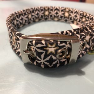 midnight_star_buckle_dog_collar_ditsy_pet