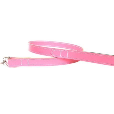 pink-leather-dog-lead-ditsy
