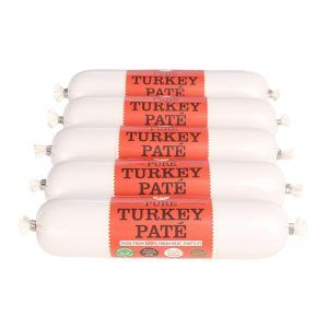 Pure-Turkey-Paté-Dog-Treats-200g