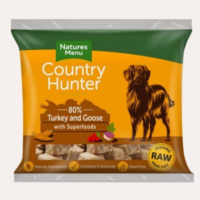 country-hunter-turkey-goose-raw-dog-food