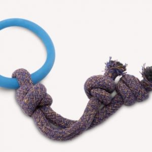 beco- natural-rubber-hoop-rope-dog-toy