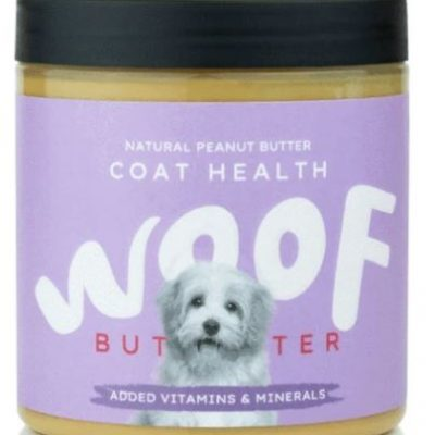 peanut- butter-for-dogs-coat-health