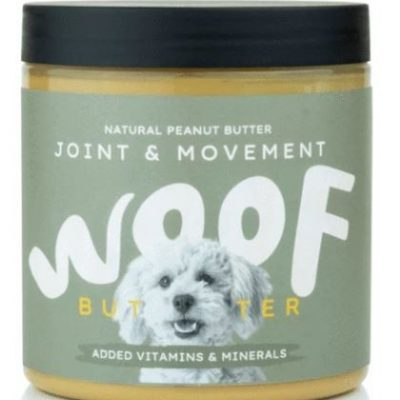 peanut- butter-for-dogs-joint-movement