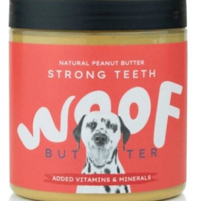 peanut- butter-for-dogs-strong-teeth
