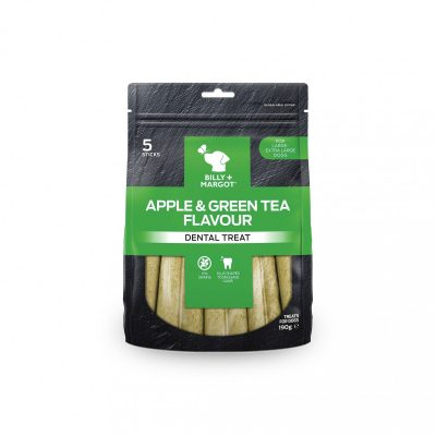 BILLY + MARGOT: APPLE & GREEN TEA DENTAL TREATS
