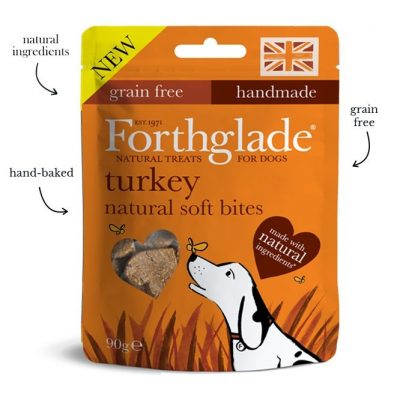 Forthglade: Natural soft bite treats