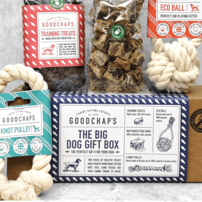 GoodChaps: The Big Dog Gift Box