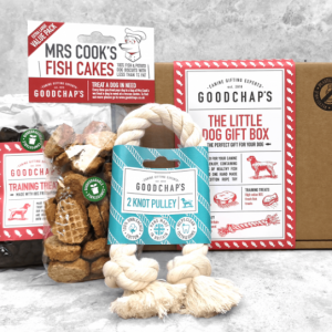Goodchap's: The Little Dog Gift Box