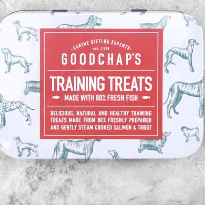 Goodchap's: Treat Tin