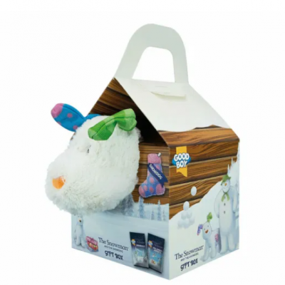 Good Boy Snowdog Kennel Box