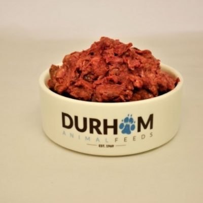 DAF Raw Dog Food: Lamb Mince (454g/1lb)