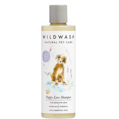 WildWash: Puppy Love Shampoo (250ml)