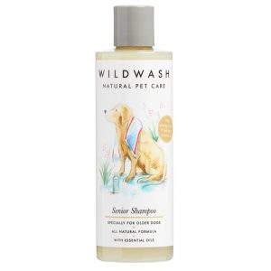 WildWash: Senior Shampoo (250ml)