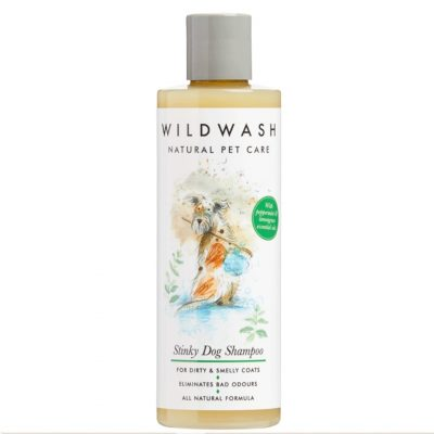 WildWash: Stinky Dog Shampoo (250ml)