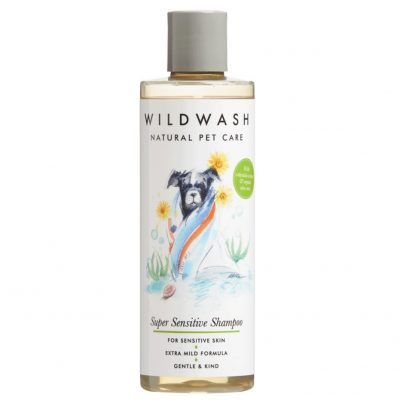 WildWash: Super Sensitive Shampoo (250ml)