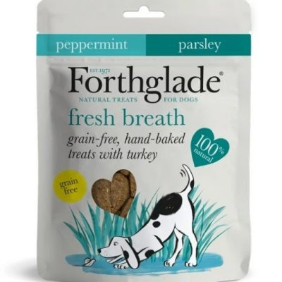 Forthglade: Grain Free Hand Baked Treats with Turkey, Peppermint and Parsley