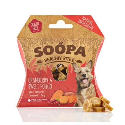 Soopa: Cranberry and Sweet Potato Healthy Bites