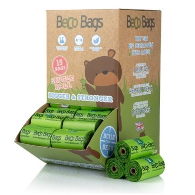 Beco: Poop Bags (Unscented) Single Roll