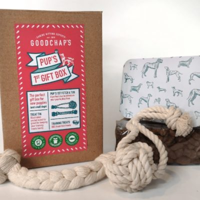 Goodchaps: Pup's First Gift Box