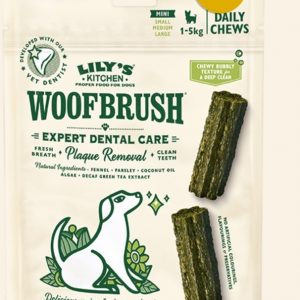 Lily's Kitchen: Mini Woofbrush Dental Chew (multipack)